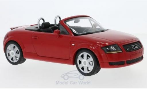 Audi TT 1/18 Minichamps Roadster rouge 1998 miniature