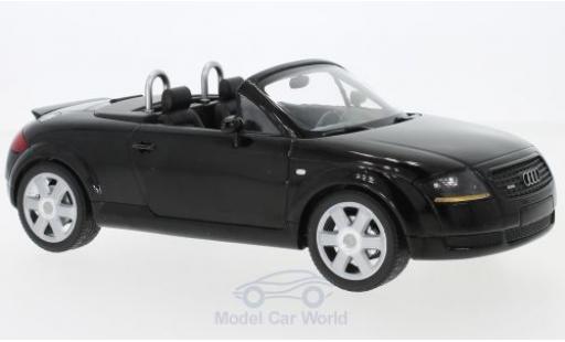 Audi TT 1/18 Minichamps Roadster noire 1998 miniature