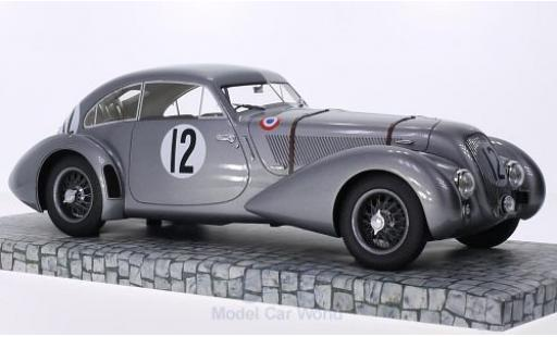 Bentley Embiricos 1/18 Minichamps Corniche RHD No.12 24h Le Mans 1950 First Class Collection S.Hay/H.Hunter miniature