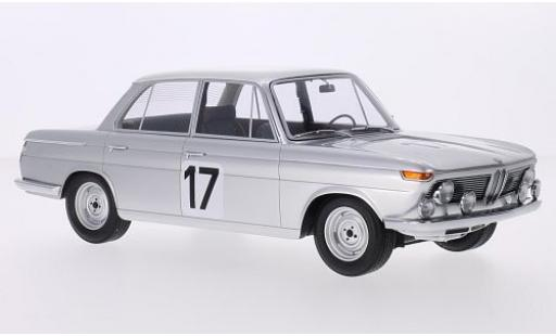 Bmw 2000 1/18 Minichamps Ti No.17 24h Spa 1966 J.Ickx/A.Hahne diecast model cars