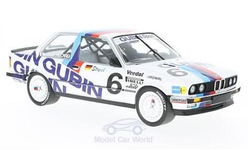 Bmw 325 1/18 Minichamps BMW i No.6 Gubin Sport DTM 1986 V.Strycek miniature