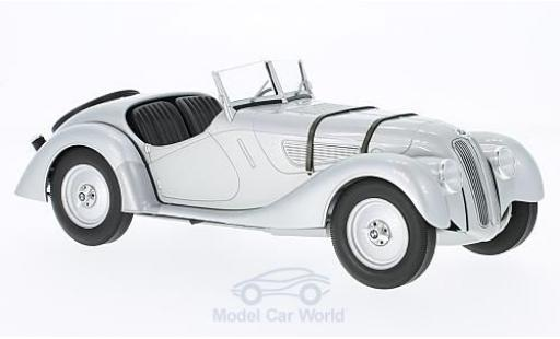 Bmw 328 1/18 Minichamps grey 1936 diecast model cars