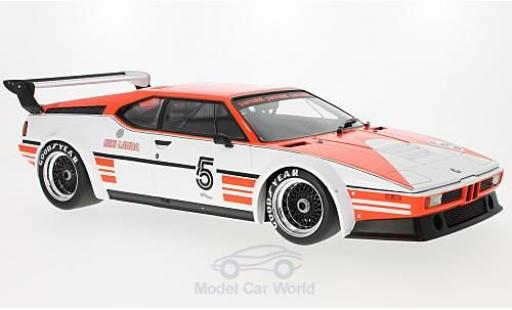 Bmw M1 1979 1/12 Minichamps Procar No.5 Project Four Racing Marlboro Procar mit Decals N.Lauda diecast model cars