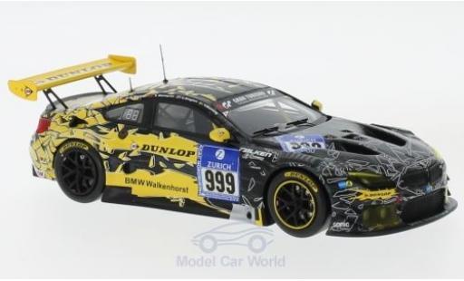 Bmw M6 1/43 Minichamps BMW GT3 No.99 Walkenhorst Motorsport 24h Nürburgring 2016 V.Bouveng/T.Blomqvist/C.Krognes/Di Martino diecast