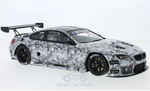 Bmw M6 1/18 Minichamps BMW GT3 Presentation Spa 2015