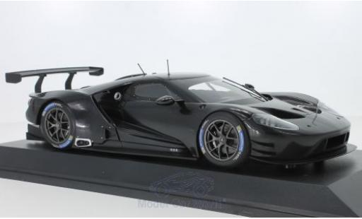 Ford GT 1/18 Minichamps 2016 Testcar miniature