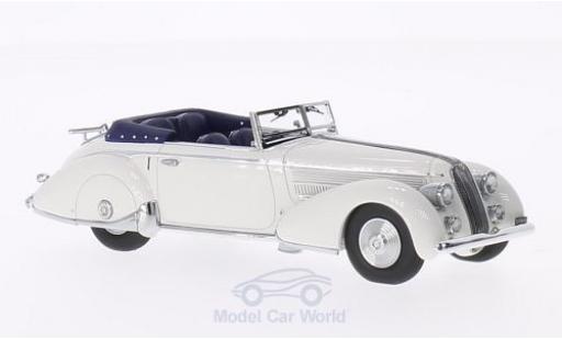Lancia Astura 1/43 Minichamps Tipo 233 Corto blanche 1936 Fist Class Collection miniature
