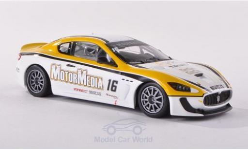 Maserati Gran Turismo GT4 1/43 Minichamps MC GT4 No.16 Trofeo MC 2010 miniature