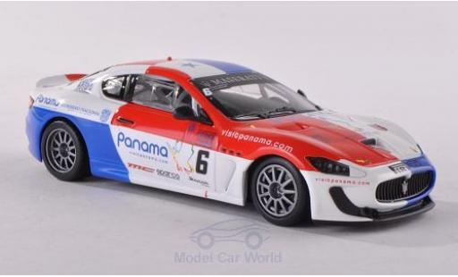 Maserati Gran Turismo GT4 1/43 Minichamps MC No.6 Trofeo MC 2010 miniature