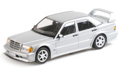 Mercedes 190 1/18 Minichamps E 2.5-16 Evo2 grise 1990