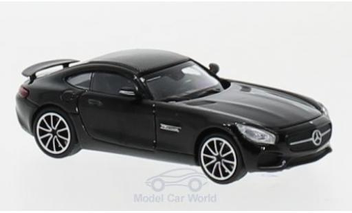 Mercedes AMG GT 1/87 Minichamps S black 2015 diecast model cars