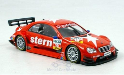 Mercedes Classe C DTM 1/43 Minichamps No.10 2007 miniature