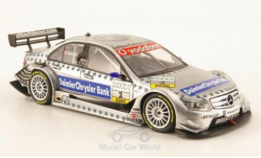 Mercedes Classe C DTM 1/43 Minichamps No.2 2007 B.Spengler miniature