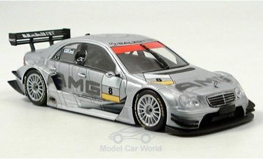 Mercedes Classe C DTM 1/43 Minichamps No.8 Hockenheim 2004 Testfahrzeug K.Raikkonen miniature