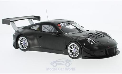 Porsche 991 GT3 R 1/18 Minichamps 911 Manthey Racing Test Nürburgring 2015 miniature