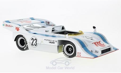 Porsche 917 1973 1/18 Minichamps /10 No.23 Rinzler Motorracing Can-Am Watkins Glen C.Kemp miniature