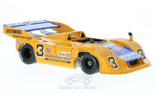 Porsche 917 1973 1/18 Minichamps /20 No.3 Felder-Racing Team Interserie H.Kelleners miniature