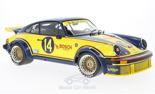 Porsche 934 1976 1/12 Minichamps No.14 G. W. Dickinson GP Trois-Rivieres A.Holbert miniature
