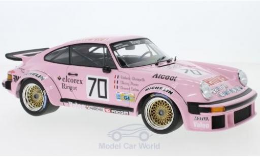 Porsche 934 1/18 Minichamps No.70 Thierry Perrier 24h Le Mans 1981 T.Perrier/V.Bertapelle/B.Salam diecast
