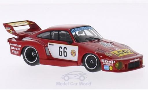 Porsche 935 1977 1/43 Minichamps /77 No.66 Georg Loos Racing Loos DRM Nürburgring R.Stommelen miniature