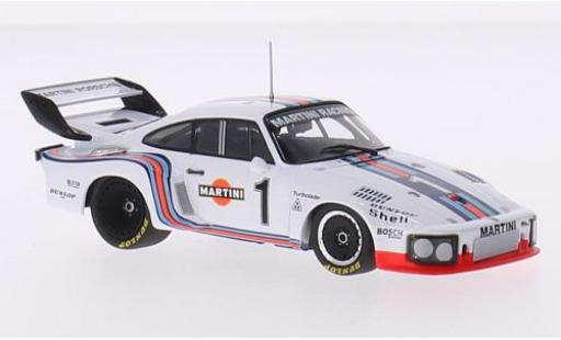Porsche 935 1976 1/43 Minichamps No.1 Martini Racing Martini 6h Dijon J.Ickx/J.Mass diecast model cars