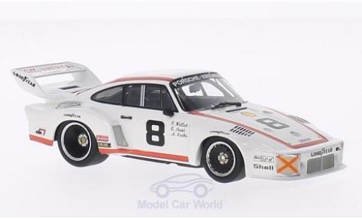 Porsche 935 1977 1/43 Minichamps No.8 Kremer 24h Daytona R.Joest/B.Wollek/A.Krebs coche miniatura