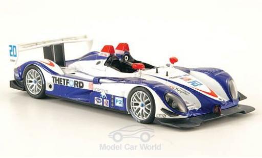 Porsche RS 1/43 Minichamps Spyder No.20 ALMS GP Utah 2007 Dyson/Smith
