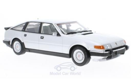 Rover Vitesse 1/18 Minichamps 3.5 V8 grise 1986 miniature