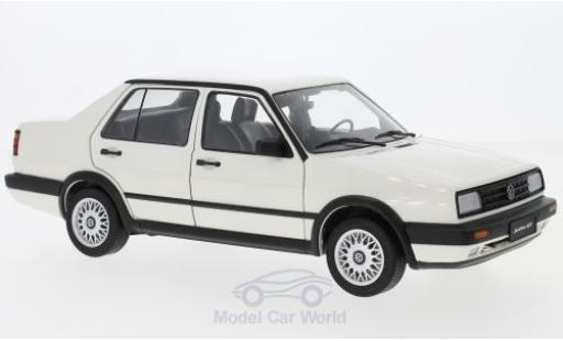 Volkswagen Jetta 1/18 Mission Model GT blanche miniature