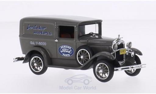 Ford Model A 1/43 Motorhead Livery grise Jericho Motors 1931 miniature