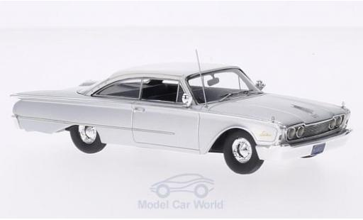 Ford Starliner Galaxie 1/43 Motorhead grise/blanche 1960 miniature