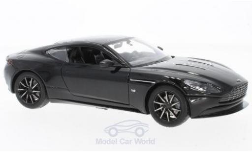 Aston Martin DB1 1/24 Motormax 1 noire miniature