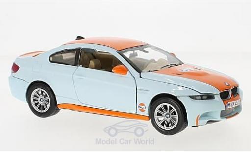 Bmw M3 1/24 Motormax BMW Gulf miniature