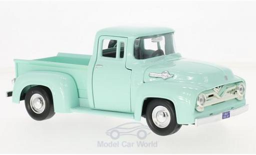 Ford F-1 1/24 Motormax 00 Pick Up verte 1955 miniature