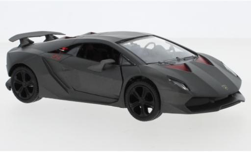 Lamborghini Sesto Elemento 1/24 Motormax metallise anthrazit miniature