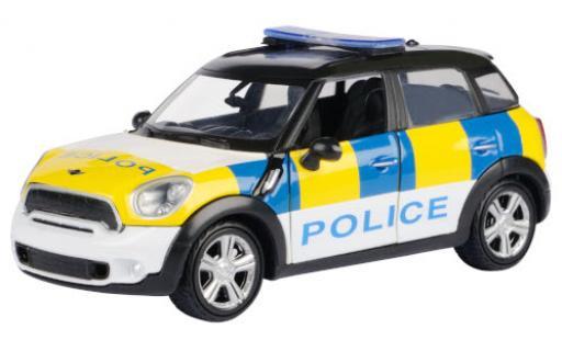 Mini Cooper 1/24 Motormax S Countryman Police police (GB) miniature