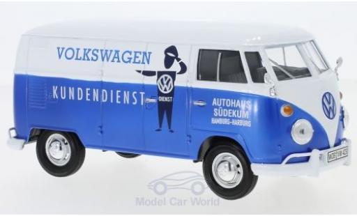 Volkswagen T1 A 1/24 Motormax Kasten Kundendienst modellautos
