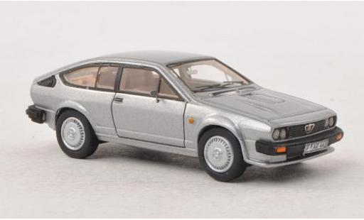 Alfa Romeo GT 1/87 Neo V 6 grey 1983 diecast model cars