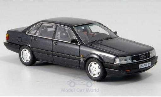 Audi 200 quattro 1/43 Neo 20V metallise anthrazit 1990 miniature