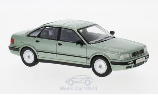 Audi 80 1/43 Neo (B4) metallise verte 1992 miniature