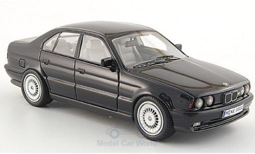 Bmw M5 E34 1/43 Neo BMW (E34) noire 1994 miniature