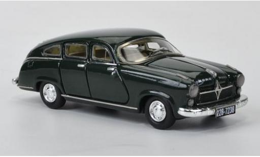 Borgward Hansa 2400 1/87 Neo verte 1952 miniature