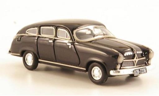Borgward Hansa 2400 1/87 Neo noire 1952 miniature