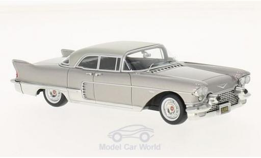 Cadillac Eldorado 1/43 Neo Brougham metallise beige/matt-aluminium 1957 miniature