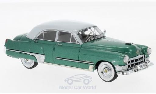 Cadillac Series 62 1/43 Neo Touring Sedan metallise verte/grise 1949 miniature
