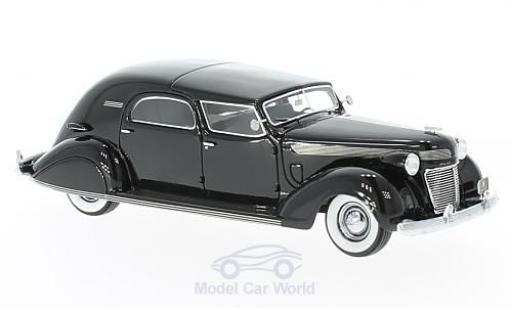 Chrysler Imperial 1/43 Neo C-15 Le Baron Town Car noire 1937 miniature