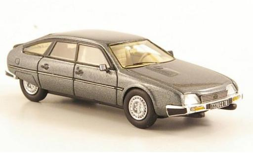 Citroen CX 1/87 Neo GTI metallise grey 1980 diecast model cars
