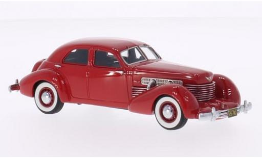 Cord 812 1/43 Neo Supercharged Sedan rouge 1937