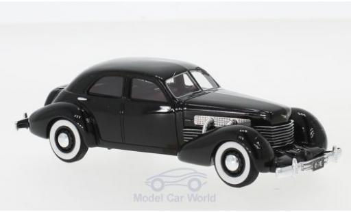 Cord 812 1/43 Neo Supercharged Sedan noire 1937 miniature