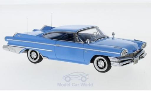 Dodge Polara 1/43 Neo Coupe blue 1960 diecast